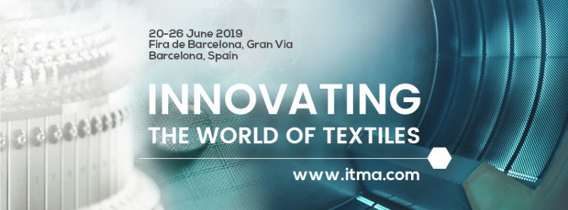 Mission ITMA : Foire Barcelone 2019
