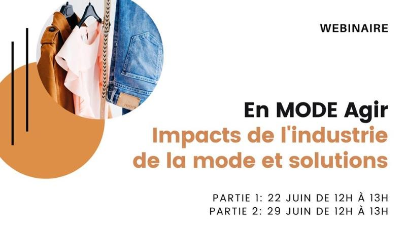En MODE Agir: Impacts de l'industrie de la mode et solutions - partie 2