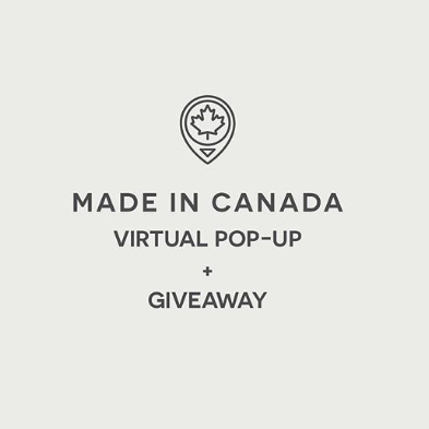 Made in Canada - Virtual Pop-Up Series