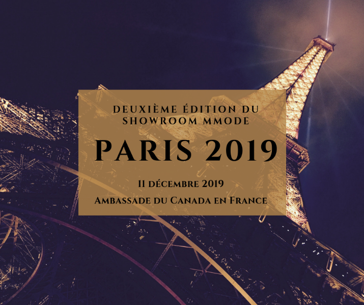 PARIS 2019 - 2e édition du showroom mmode