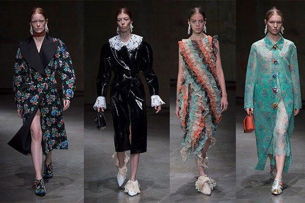 London Fashion Week - Femme (Printemps-Été 2019)