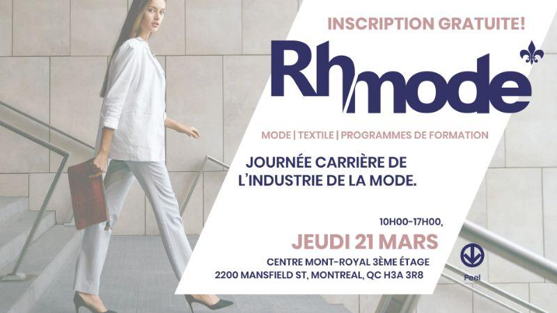 Rh Mode - Expo Carrière